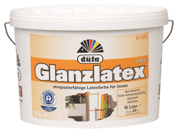düfa D 426 Glanzlatex plus - Latexfarbe 10 Liter