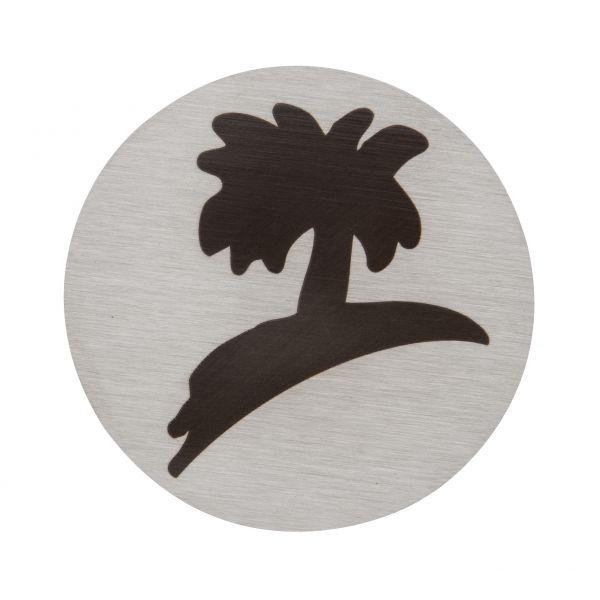 Palme auf V2A