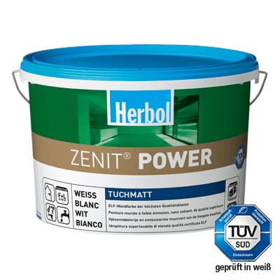 Herbol Wandfarbe Zenit Power 5 Liter