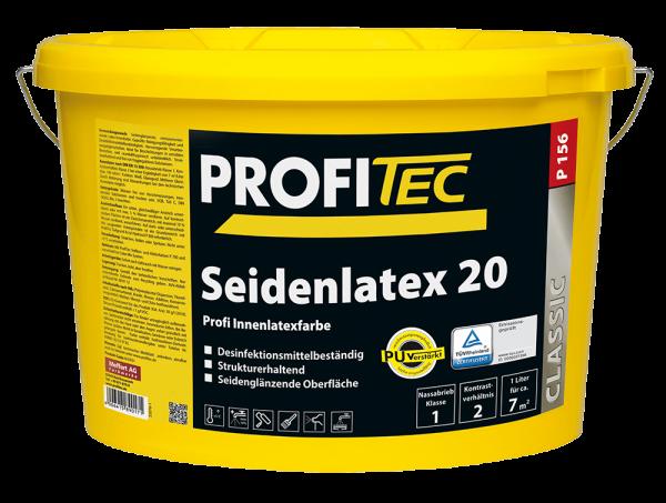 ProfiTec P 156 Seidenlatex 20 - Latexfarbe 5 Liter
