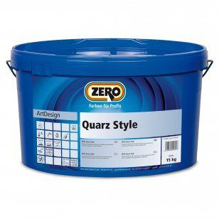 ZERO ArtDesign Quarz Style 15kg