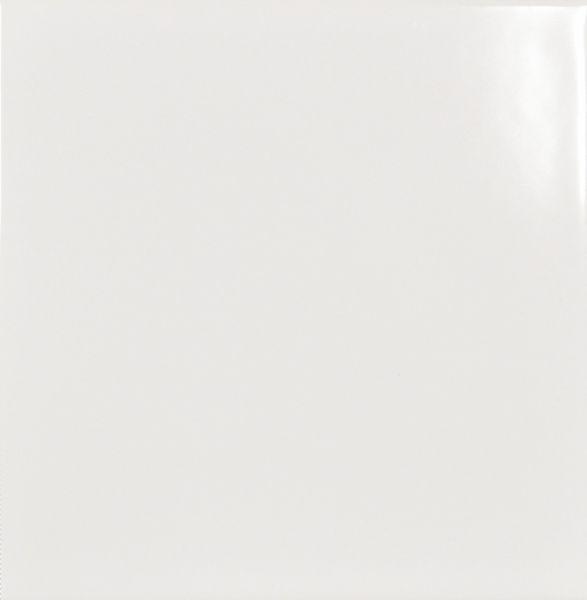Weiß glänzend 15/15 cm - Muster
