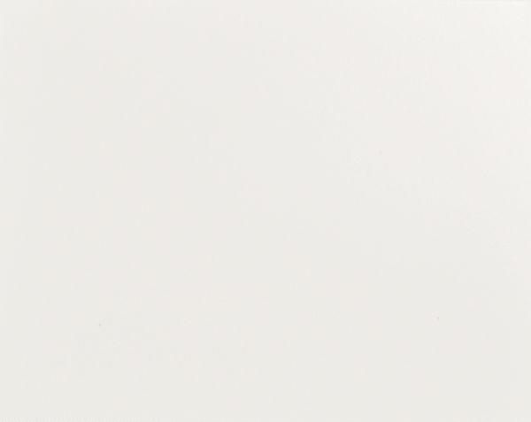 Weiß matt 20/25 cm - Muster