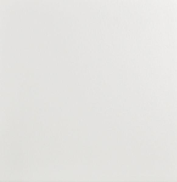Weiß matt 20/20 cm - Muster