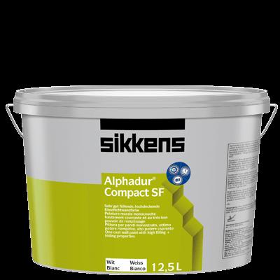 Sikkens Wandfarbe Alphadur Compact SF 12,5 Liter