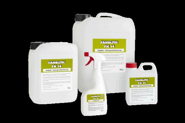 Fakolith FK 14 Antipilz-Untergrundsanierung - Schimmelschutz 0,5 Liter