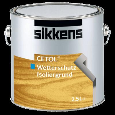 Cetol Wetterschutz Isoliergrund Lasur - Grundierung 1 Liter