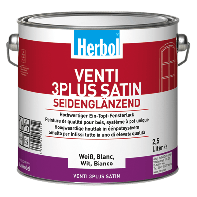 HB Venti 3Plus Satin ZQ 2,5 Liter