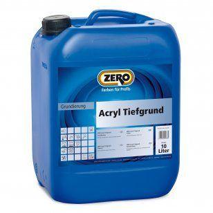 ZERO Acryl Tiefgrund 5l