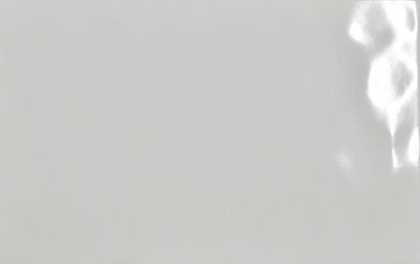 Style -weiß glänzend gewellt 25x40 CV17-2-031