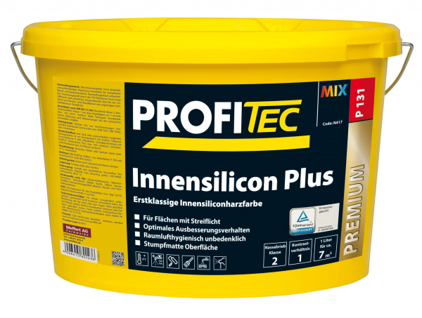 ProfiTec P131 Innensilicon Plus 5 Liter - Wandfarbe