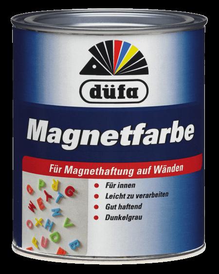 düfa Magnetfarbe Grau - Grundierfarbe 0,75 Liter