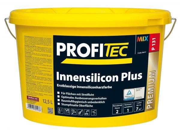 ProfiTec Wandfarbe P 131 Innensilicon Plus 12,5 Liter