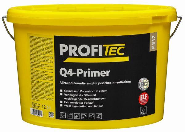 ProfiTec P817 Q4 Primer 12,5l weiss - Isoliergrund