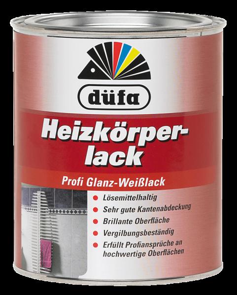 düfa Heizkörperlack - Lack 0,75 Liter