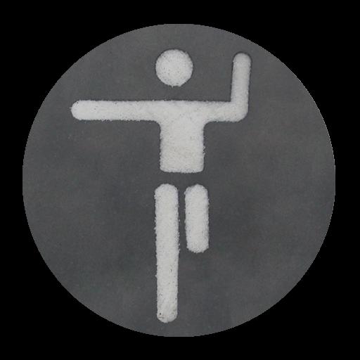 Handball Piktogramm