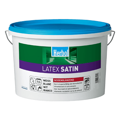 Herbol Latex Satin - Latexfarbe 5 Liter