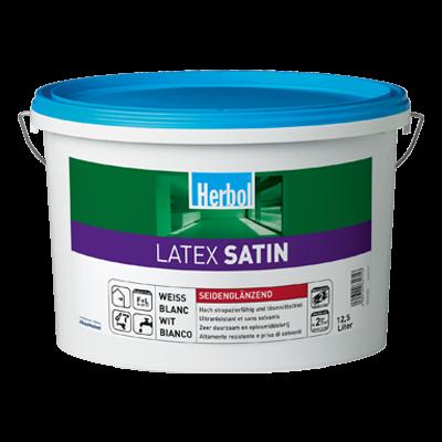 Herbol Latex Satin - Latexfarbe 12,5 Liter