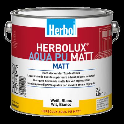Herbol Herbolux Aqua PU Matt - Lack 0,75 Liter