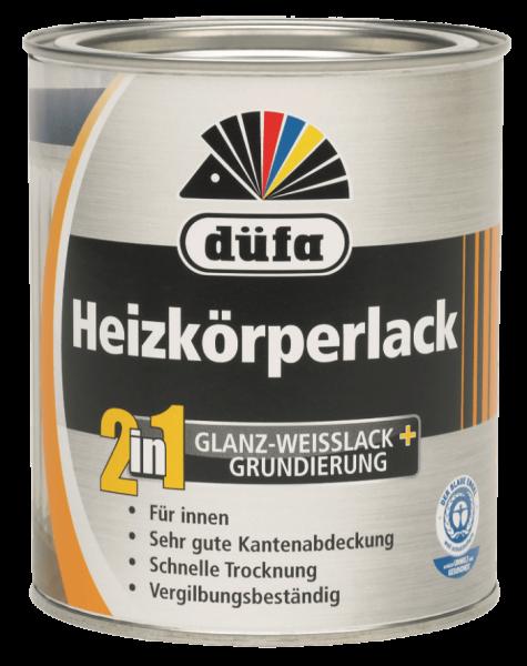 düfa 2 in 1 Heizkörperlack - Lack 0,375 Liter