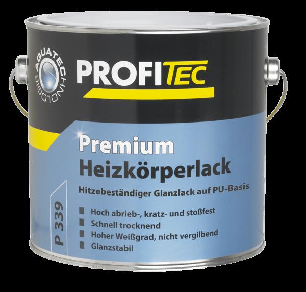 ProfiTec Premium Heizkörperlack P 339 0,75 Liter