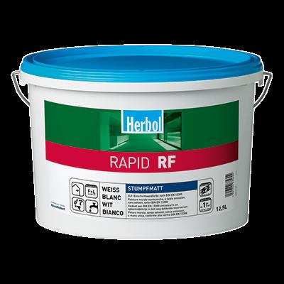 Herbol Rapid RF - Einschicht-/ Innenwandfarbe 12,5 Liter