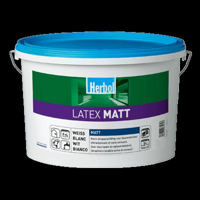 Herbol Latex Matt - Latexfarbe 2,5 Liter