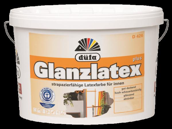düfa D 426 Glanzlatex plus - Latexfarbe 2,5 Liter