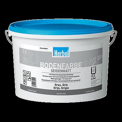 Bodenfarbe in Grau und Hellgrau 12,5 Liter