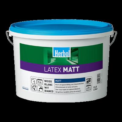 Herbol Latex Matt - Latexfarbe 12,5 Liter
