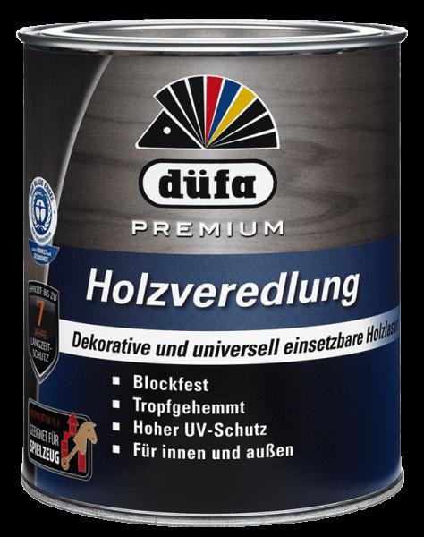 düfa Premium Holzveredlung versch. Farben - Lasur 0,75 Liter